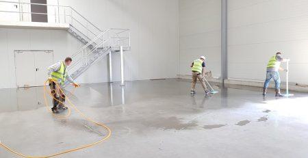 elementos de limpieza industrial